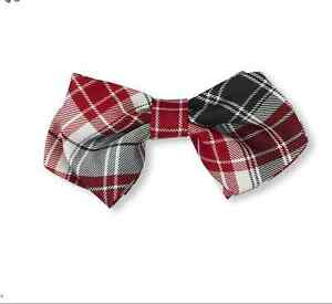 NWT CHILDRENS PLACE PLAID BOWTIE HOLIDAY WINTER WEAR CHRISTMAS OUTFIT