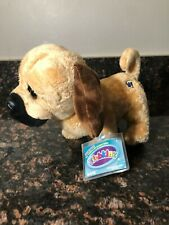 Rare Webkinz Hm759 Puggle The Brown Puppy Dog Pug~ Brand New With Sealed Code!