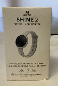 Misfit Shine 2 Fitness Tracker Sleep Monitor 2 Bands Bluetooth NIOB