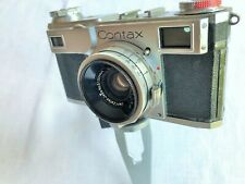 Carl Zeiss Jena BIOGON 3.5cm f2.8 T LENS FOR CONTAX II, III