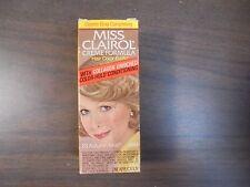 Vintage MISS CLAIROL Hair Color Bath with Collagen Enriched 428 Autumn Mist A90