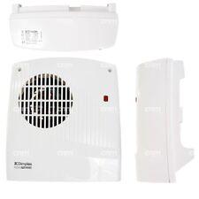 Dimplex FX20VE 2KW Downflow Kitchen Bathroom Fan Heater Cut Off Timer IP22
