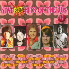 Kiwi Pop Hits of The 70s Volume 1 Various Artists CD Unsealed