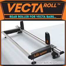 (Extra High Roof H3) Rear Loading Roller Vecta Van Roof Rack Peugeot Boxer 2006+