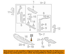 Toyota Genuine Oem Radiators Parts For Lexus Rx400h Sale Ebay. Toyota Oem Rear Splash Shield Bolt 9008011718 Factory Sold Individually Various Fits Lexus Rx400h. Lexus. Lexus Rx 400 Radiator Diagram At Scoala.co