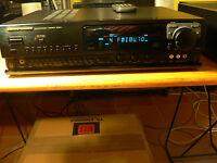MARANTZ EC-500 ENTERTRAINMENT CONSOLE PREAMP-PRO-LOGIC & TUNER  CD,TODO EN 1¡¡¡¡