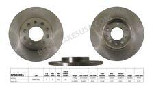 Disc Brake Rotor-Standard Brake Rotor Rear Best Brake GP533001