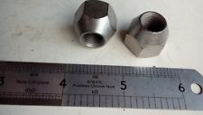 Stainless Steel Wheel Nuts Set for Triumph  Spitfire, Herald, Vitesse, GT6