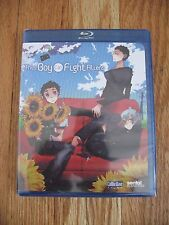 This Boy Can Fight Aliens! (Blu-ray Disc, 2012) NEW & SEALED!