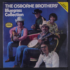 OSBORNE BROTHERS: Bluegrass Collection LP Sealed (2 LPs) Bluegrass