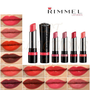 RIMMEL THE ONLY ONE LIPSTICK - BRAND NEW - CHOOSE SHADE FROM