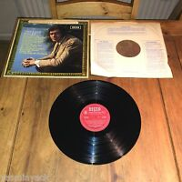 The Last Waltz Engelbert Humperdinck UK LP - DECCA - 1967 - MONO - LK.4901