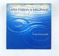 CD SINGLE (1 Track PROMO) LARA FABIAN & MAURANE TU ES MON AUTRE