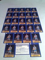 *****Mike Warren*****  Lot of 35 cards.....3 DIFFERENT / UCLA / Basketball