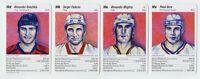 PAVEL BURE, ALEXANDER MOGILNY, SERGEI FEDEROV, OVECHKIN Hockey Game Cards RARE