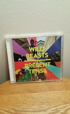 Wild Beasts - Present Tense Radio Promo (CD, 2014, Domino)