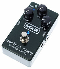 MXR M169 Carbon Copy Analog Delay Pedal NEW