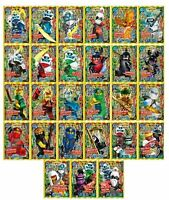 Lego Ninjago Serie 4 & 5 Trading Card Game Limitierte Karten aussuchen LE1-27