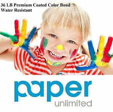 "36 lb Ultra Premium Coated Bond 13"" x 19"" 200 Sheet Inkjet Presentation Paper"