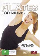 PILATES FOR MUMS Lindsey Jackson DVD Region Free - PAL