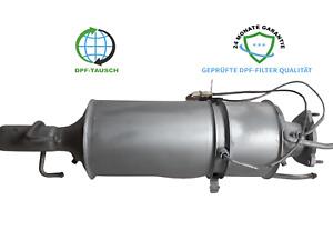 Original Dieselpartikelfilter DPF für Fiat Ducato Kasten 115KW 156PS -1360271080