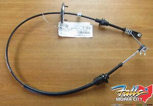 2007-2010 Jeep Wrangler Automatic Transmission Shift Cable New Mopar OEM