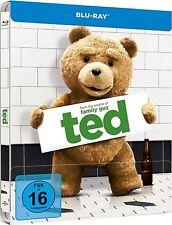 TED (Mark Wahlberg, Mila Kunis) Blu-ray Disc, Steelbook NEU+OVP