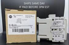 ALLEN-BRADLEY 100-C09D10 IEC CONTACTOR 9 AMP 120VAC NEW IN BOX
