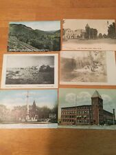 Postcards Lot Of 6 New Hampshire Early 1900s