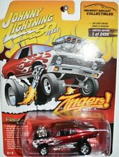 "Johnny Lightning 50 Years Zingers 1970 Chevy Nova ""SS"" RED 1 OF 2496 MDC"