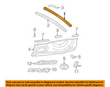 TOYOTA OEM 01-05 RAV4 Back Door-Molding Trim 7557142010