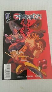 Thundercats #3 of 5 December 2002 Wildstorm DC Comics Gilmore McGuiness VARIANT