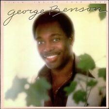 "GEORGE BENSON ""LIVIN' INSIDE YOUR LOVE"" (2 LPS)  PREMIUM QUALITY USED LP (NM)"
