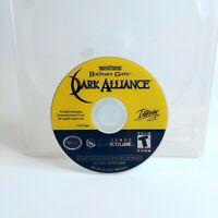 Baldur's Gate Dark Alliance Nintendo GameCube 2002 LOOK Free Same Day Shipping