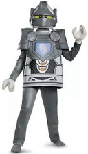 Disguise Lego Nexo Knights Lance Halloween Costume Boys Size Medium 7-8