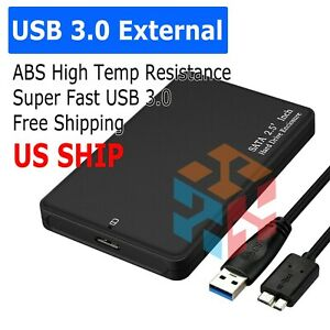 2.5 Inch USB 3.0 to SATA Hard Drive Enclosure External HDD Enclosure