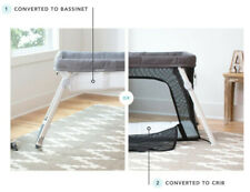 Lotus Infant Sleep Set, Travel Crib and Bassinet Complete Set with Sheets