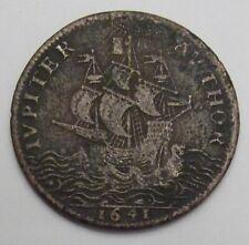 JETON FRANCE 1641 CARDINAL DUC DE RICHELIEU IUPITER AUTHOR FEUARDENT 9019