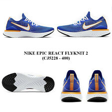 NIKE EPIC REACT FLYKNIT 2 <CJ5228 - 400>,Men's RUNNING Shoes.NEW WITH BOX