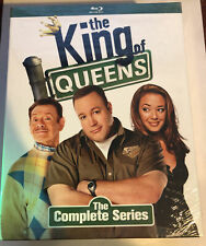 NEW The King of Queens Complete Series (BLU-RAY) All 207 Episodes SEALED 20 Disc