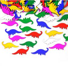 Table Confetti Dinosaur Brontosaurus Confetti Animal Party Decoration Supplies