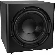 "⭐Dayton Audio 15"" 150 Watt Powered Subwoofer Room-Shaking Bass SUB-1500⭐"
