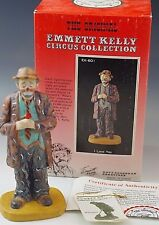Emmett Kelly I Love You Circus Collection Ceramic Ltd 7704/15000