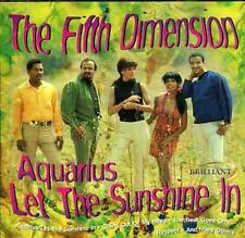The 5th Dimension, F - Aquarius / Let Sunshine in [New CD]
