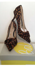 Boden Leopard Print Shoes BNIB Size Uk 4.5 Eu 37.5