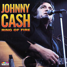 JOHNNY CASH Ring Of Fire CD BRAND NEW Spectrum Music Compilation