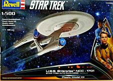 Star Trek U.S.S. Enterprise NCC-1701 Into Darkness Revell Kit 1:500 58cm - 04882