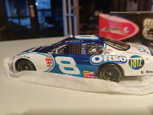 Action Race Fans Dale Earnhardt Jr  #8 Oreo/Ritz 2006 1/3504 Chrome Autographed