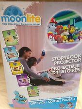 Moonlite Storybook Smartphone Projector w/ 5 Paw Patrol Story Reels #6054422 NEW