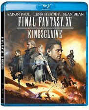 Sony Pictures Blu-ray Final Fantasy XV - Kingsglaive 2016